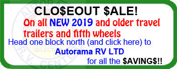 CLO$EOUT PRICE$ ON CHAPPARAL & RIVERSIDE FIFTH WHEELS AND TRAILERS